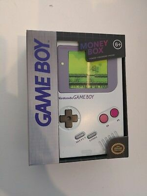 Nintendo - Game Boy - Spardose - Moneybox - Super Mario - Top