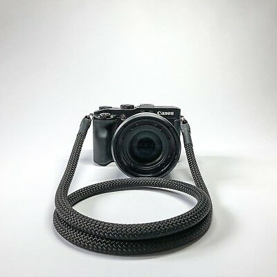 Camera rope Carrying shoulder strap 1.20m for all camera manufacturers and types