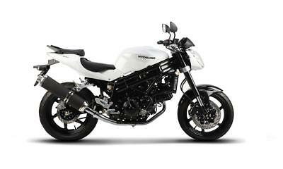 Hyosung GT650P 650cc P Supersport motorcycle sportsbike commuter