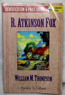 R. Atkinson Fox // William M. Thompson Identification & Price Guide GIBSON 251pg