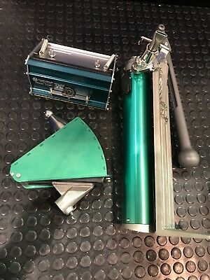 "Northstar mud pump box filler 8"" high top box and 7"" cornerbox taping tools"