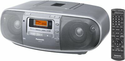 Panasonic - RX-D50 - CD Radio Cassette Player