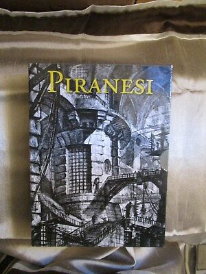 PIRANESI boxed set of 30 blank notecards made by Scala. work of Piranesi shown