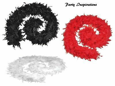 Xmas Ladies Girls Sexy Feather Boa 80G Hen Night Christmas Parties Fancy Dress