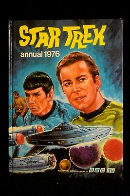 STAR TREK ANNUAL 1976, HB, Very Good Condition