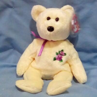 TY Beanie Baby - MOTHER the Bear (8.5 inch) - MWMTs Stuffed Animal Toy