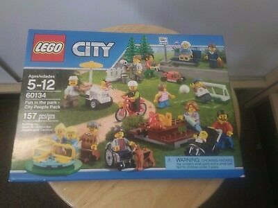 LEGO CITY Town Fun in the park - City People Pack ( 60134 ) - NEW ...