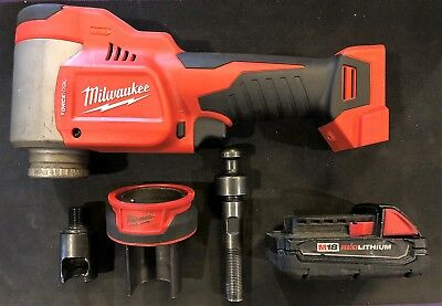 Milwaukee  2676-20   M18 18-Volt Lithium-Ion FORCE LOGIC Cordless Knockout Tool
