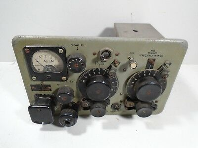 WIRELESS SET 18 MK3 WW2 Sender