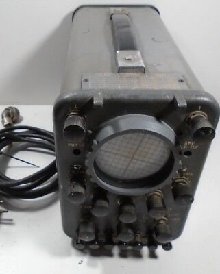 Part Of A.P. Oscilloscope Miniature C.T. 52  1953 CT52
