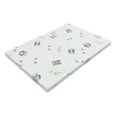 Breathe Easy Fibre Porta Cot Mattress  1040mm x 720mm x 50mm