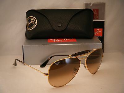 cd8d04c05bb Ray Ban 3029 Outdoorsman II Shiny Bronze w Pink Brown Gradient (RB3029  9001A5)