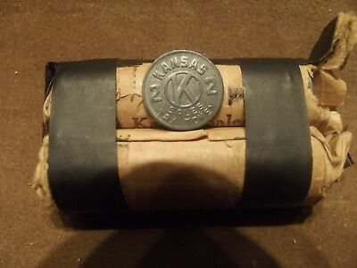 Vintage KANSAS Sales Tax Tokens (2 rolls)