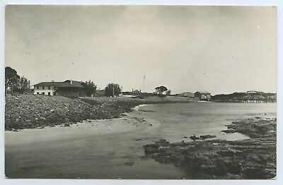 C1910 Rp Npu Postcard Robe Hotel And Jetty Robe South Australia X86