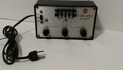 Vintage RCA  TV Bias Supply Model #WG-307B  (197)