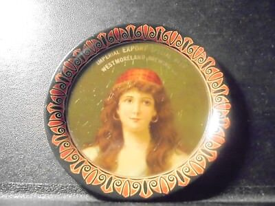 Vintage Tin  Tip Tray, Imperial Export Special Brew, Westmoreland Brewing Co