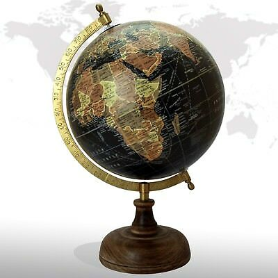 Office Table Home Decor Globes Desktop Decorative Big Rotating World Globe