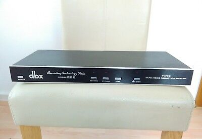 DBX 222 Type 2 Tape Noise Reduction System,  Top Zustand