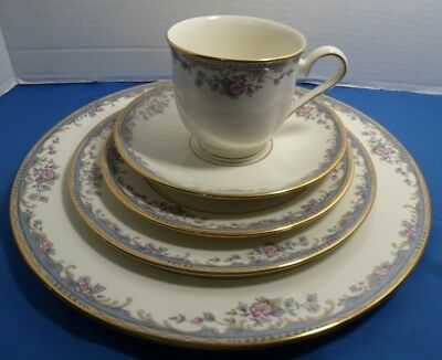 Lenox Southern Vista 5 Piece Place Setting American Home Collection China Retire