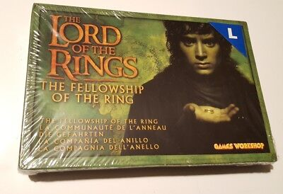 The Lord of the Rings The Fellowship of the Rings Tabletop Games Workshop