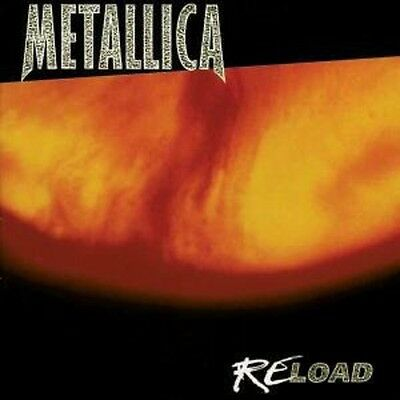 Reload - Metallica (2007, CD NUOVO)