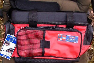 Norway Expedition HD Gear Bag, ultimative Tasche für Meeresangler, Norwegen
