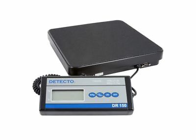 New Cardinal Detecto Portable Digital Receiving Scale & Remote Display Dr150