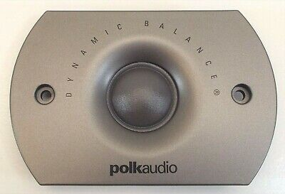 "Polk Audio OEM RD0769-1 for TSi500 Speaker - 1"" Dome Tweeter - New!"