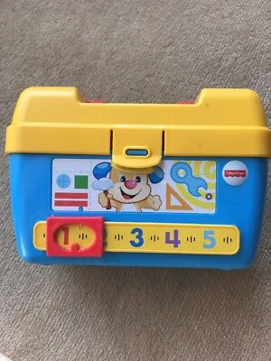 Fisher Price Toolbox