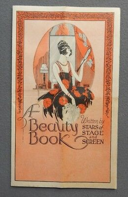 1920's Madame Mamie Hightower's African-American Beauty Book Products Brochure