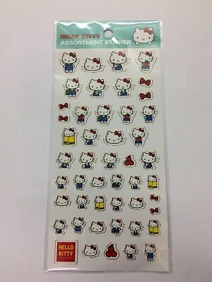 SANRIO Hello Kitty KAWAII Cute Sticker sheets from JAPAN Free shipping NEW!!