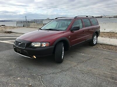2004 Volvo XC (Cross Country) Cross Country Wagon