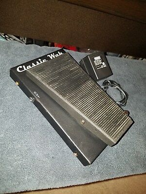 Morley CLW Wah Guitar Effect Pedal