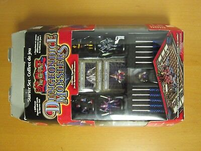 Yu-Gi-Oh! - Dungeondice Monsters - Starter Set Collectible Figure game Yu-Gi-Oh