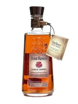 Four Roses Single Barrel Bourbon Whiskey 700ml