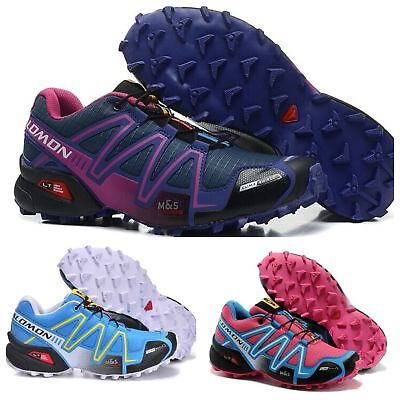 New Fashion Women's Speedcross 3 Athletic Running Outdoor Sports Hiking Shoes