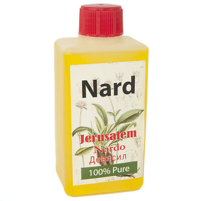 Pure 100% Anointing Oil Nard Authentic Fragrance HolyLand Biblical Spices 300ml