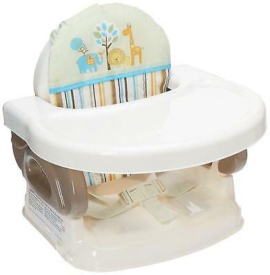 Infant Feeding Chair Children Booster Seats Kids Toddler Folding Chairs Tan New
