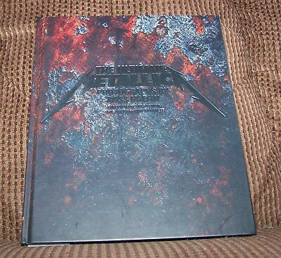 The Ultimate Metallica Hardcover by Ross Halfin