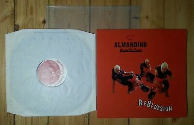 ALMANDINO Quite De Luxe - rebluesion LP | Italy Garage Rock, Lo-Fi Blues | rare!