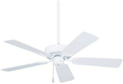 42 inch ceiling fan white nashville micromark great for summer new summer night 42 inch appliance white traditional indoor outdoor ceiling fan aloadofball Images