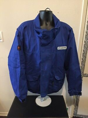 RPS CRUDE FR NW696 ROY FIRE RESISTANT INSULATED Jacket IN MENS SIZE XL