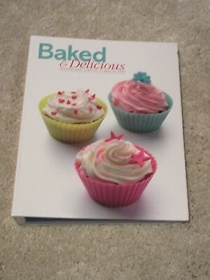 Baked & Delicious Magazines in Binder
