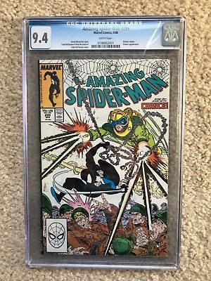 Marvel THE AMAZING SPIDER-MAN # 299  CGC 9.4  VENOM cameo