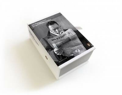One Hundred Writers in One Box: Postcards from Penguin Modern Classics.