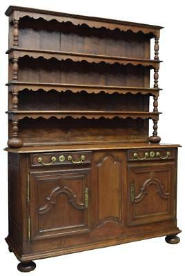 FRENCH VAISSELIER or BOOKCASE, 18th Century ( 1700s )
