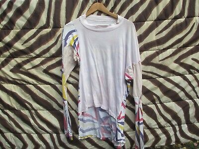 Original1981Vivienne Westwood Worlds End Apache Savage Pirate Top Squiggle