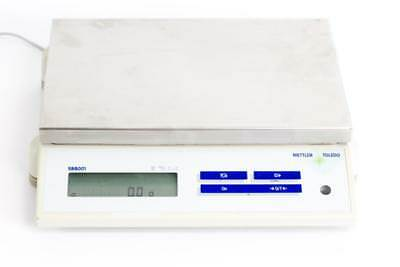 Mettler Toledo SB8001 High Capacity Precision Balance; Cleaned Tested w/Warranty