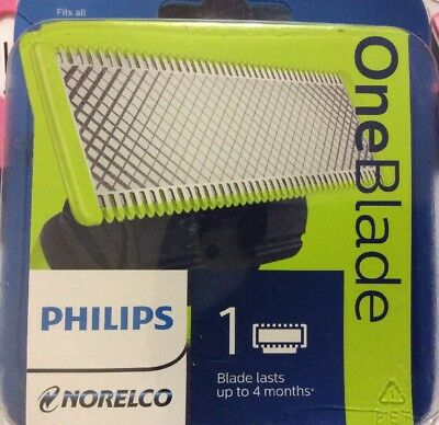 Philips Norelco OneBlade Replacement Blade, 1 Pack - QP210/80 (NEW)
