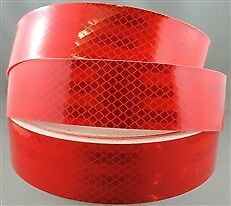 Reflective Tape - 3M™ Red - Vehicle Marking